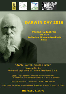 Locandina DARWIN DAY 2016 light